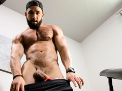 Home Gym Inauguration, Scene #01