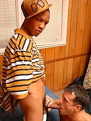 Interracial homo porn