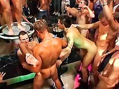 Copious man-lovers humps stiff holes in group