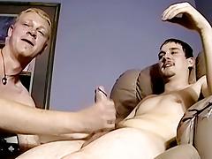 Straight Boys Smoking Pole! - Nimrod And Blaze