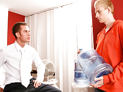Office Twinks, Scene 02