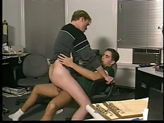 Naughty gay jocks fucking all over in 4 episode